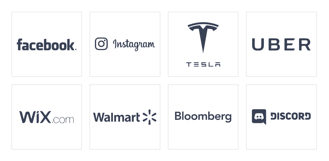 React Native is used by top companies