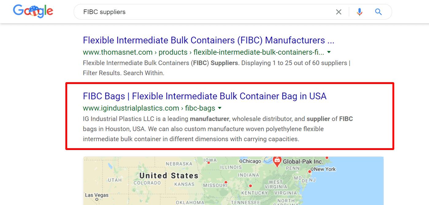 FIBC-Suppliers
