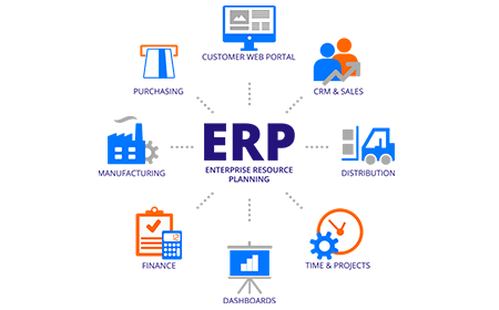 Custom ERP Development Services