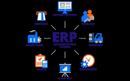 Readymade ERP Solution